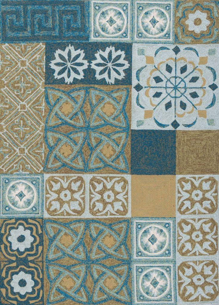 Tapis contemporain tapis interieur exterieur namada for Tapis exterieur 8x10