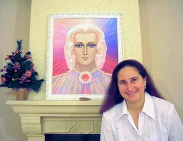 Възнесените Учители на човечеството: Мария (Prey) Богородица Дево,радуйся