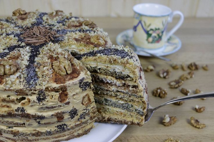 Этот торт не надоест никогда!