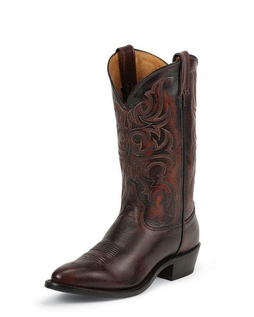 Men's Peanut Antique Regal Calf Boot