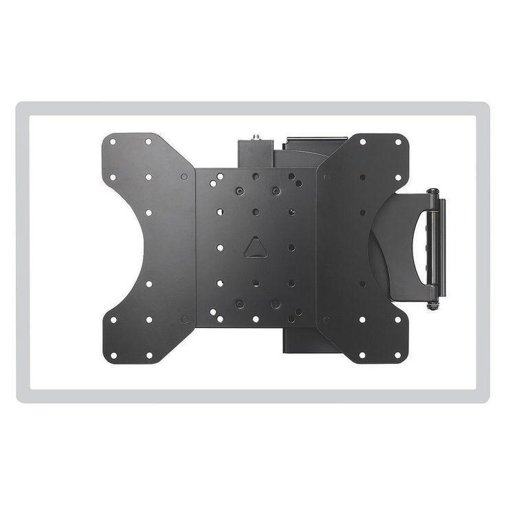 Sanus Classic Medium Full Motion Wall Mount for 26 to 42 TV's - Black (MMF10-B1)