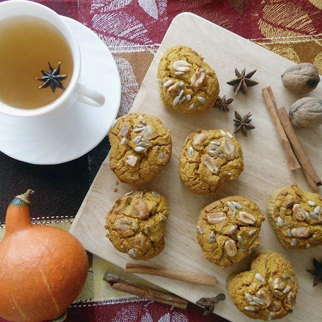 #pumpkin muffins recipe