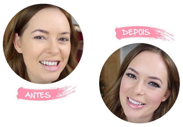 Aprenda a fazer a maquiagem das modelos da Victoria's Secret