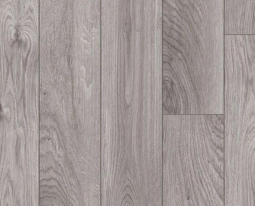 Wide laminate flooring: oak (PEFC-certified) LIVING EXPRESSION : GREY  PERGO