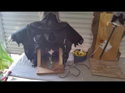 animated halloween ground breaker youtube - Youtube Halloween Crafts