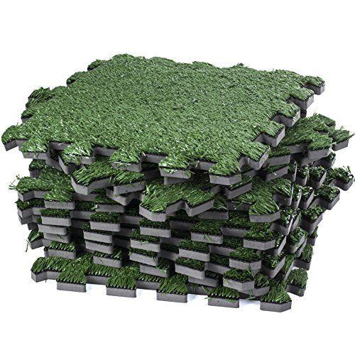 Les 25 meilleures id es de la cat gorie anti mousse pelouse sur pinterest planter de la laitue - Interlocking deck tiles on grass ...