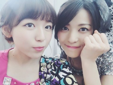 Rinappu and Maimi