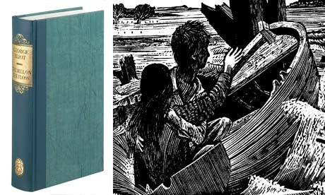 The Mill on the Floss – George Eliot: Worth Reading, Folio Society, Book Worth, George Eliot, Beauty Book