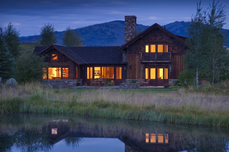141 Best Images About Cabin Exteriors On Pinterest