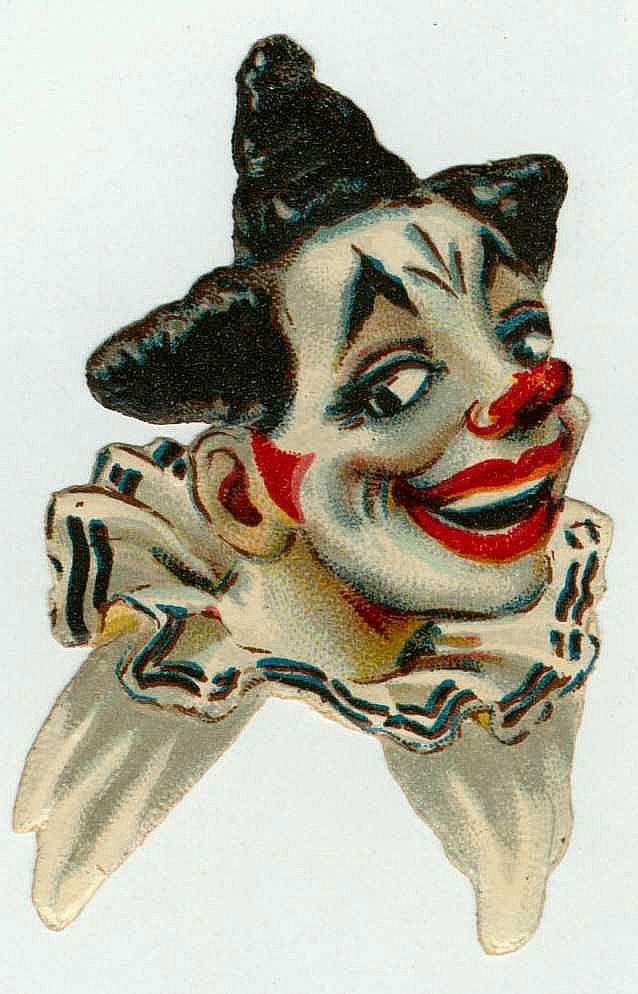 204 best Clown, Pierotte, Circus images on Pinterest ...
