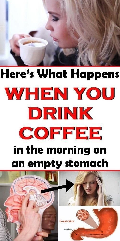 Heres What Happens When You Drink Coffee On An Empty Stomach Lemon Benefits Health Health Tips