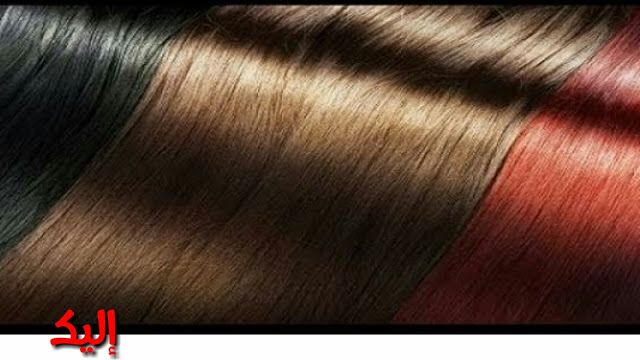 صبغات طبيعية للشعر Shiny Hair Hair Color Long Shiny Hair