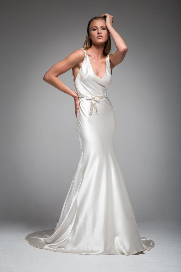 169 best WEDDING DRESSES images on Pinterest | Wedding dressses ...