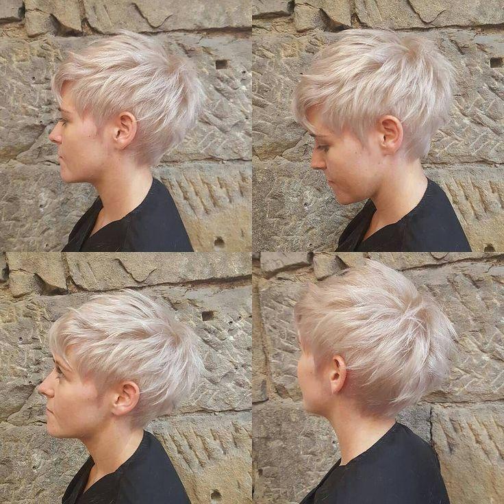 10 Trendy Pixie Haircuts- Short Hair Styles for Women  #28BestNewShortLayeredBobHairstyles