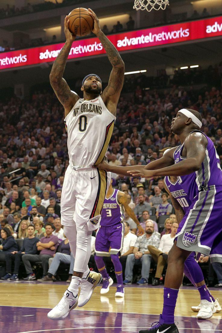 DeMarcus Cousins scores 41 in Sacramento return Pelicans rally past Kings