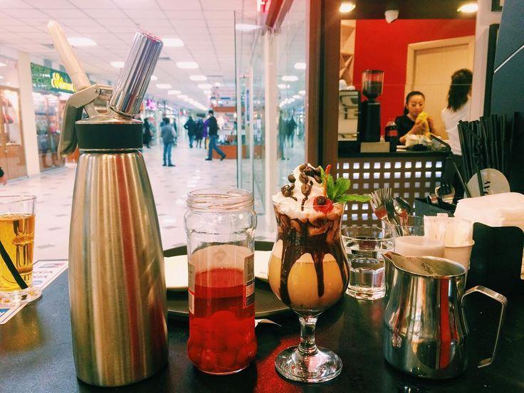 Доброе утро друзья всем удачного дня не смотря на такую пасмурную погоду А мы как обычно ждём вас и готовы поделиться частичкой тепла #today_coffee_krg #today_coffee  #кофе #десерт #кофейня #казахстан #караганда #суши #роллы #бариста #barista #latte #coffee #tsum #abzal  #instamood #style #l4l #f4f #life #repost  #cool #awesome #nice #foto #new #instalove by today_coffee_krg