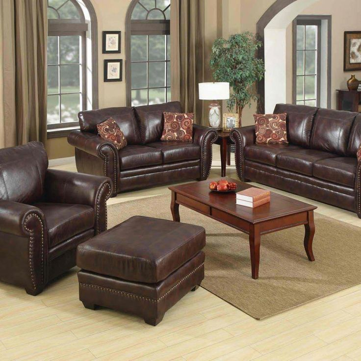 Best Wall Colors For Living Room With Dark Brown Furniture Https Paintingideas Club Dark Brown Couch Living Room Brown Living Room Decor Living Room Colors