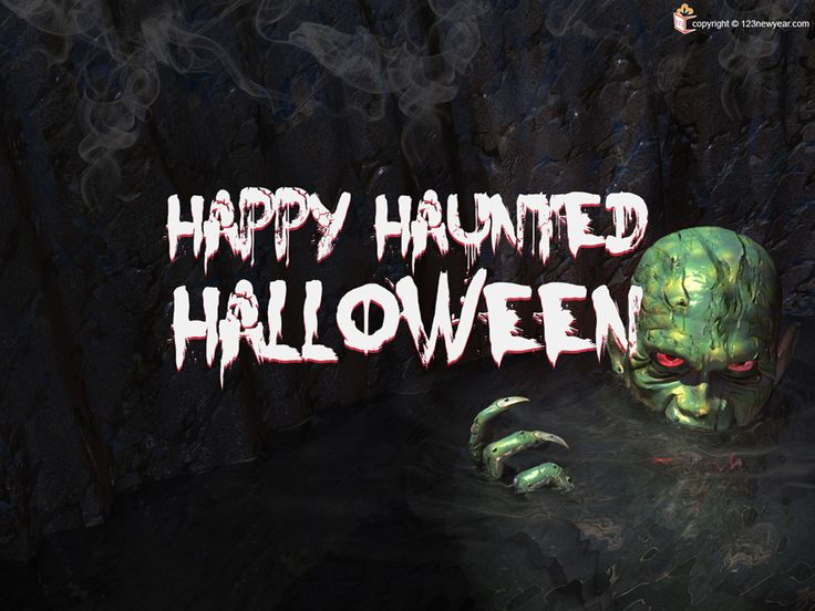lets celebrate the occasion with this scary halloween wallpaper
