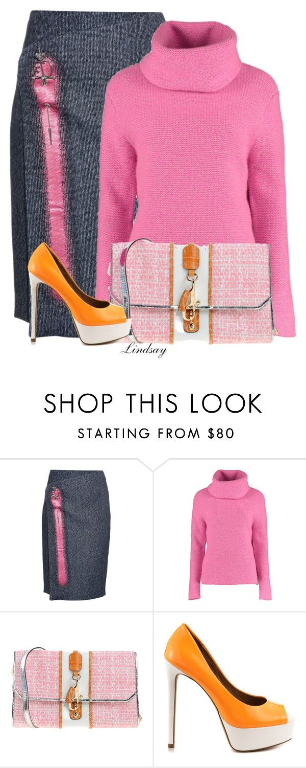 """""""Virgin Wool Chunky Roll Neck Jumper"""" by lindsayd78 ❤ liked on Polyvore featuring Balenciaga, FAY, ALDO, women's clothing, women, female, woman, misses and juniors"""
