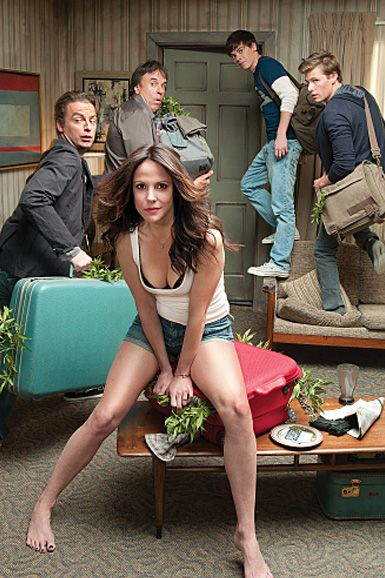 Weeds - one of my favorite TV series! love this show FS-funny shit