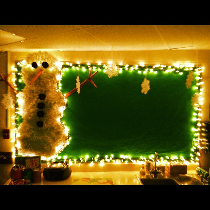 White Christmas Classroom Decorations : Best bulletin boards images on pinterest classroom