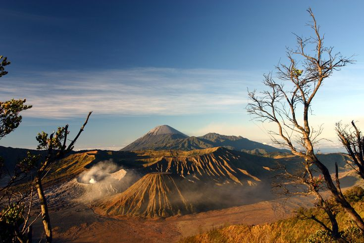 Great View of Bromo Mountain | 3D & Abstract High Resolutions