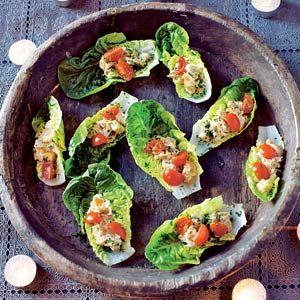 Recept - Caesar salad met tonijn-mayosaus - Allerhande