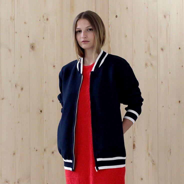 jacket AMBIENTE navy