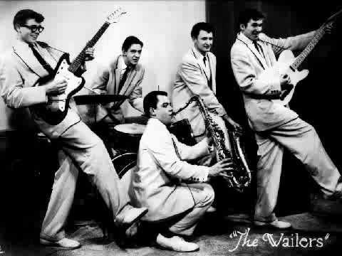 """Origin of """" Louie Louie """" - 3 versions. Wailers, Richard Berry, Little Bill"""