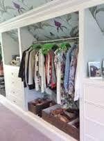 Bildresultat för snedtak walk in closet