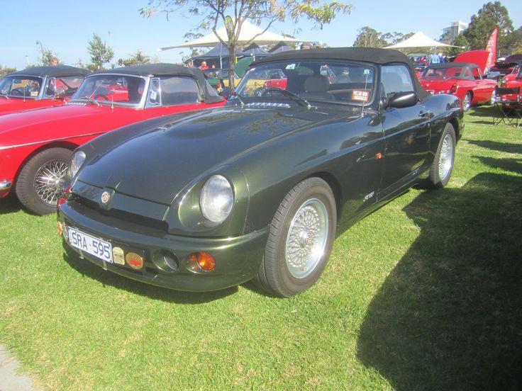 1993 - MG RV8 Convertible