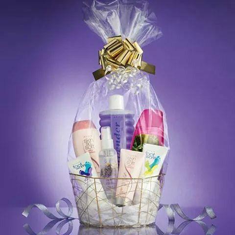 Avon Gift Basket http://youravon.com/ljohannesantana                                                                                                                                                                                 More
