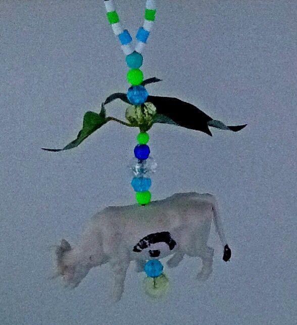 Redesign, plastic cow, animal,