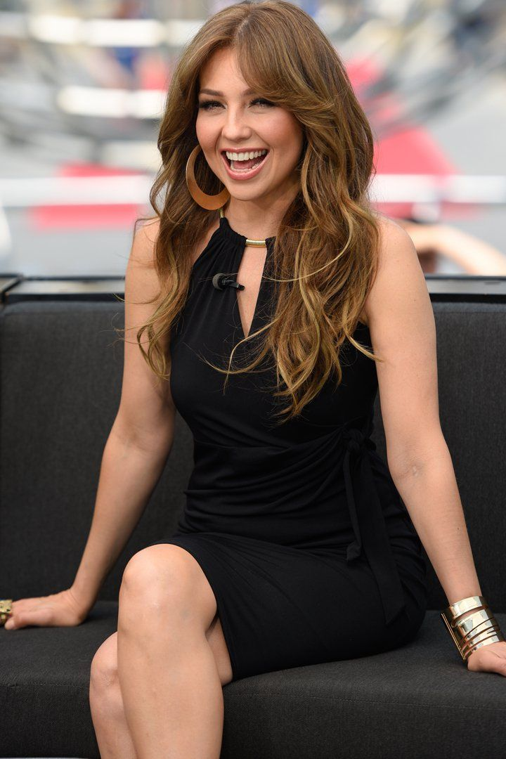 Thalia and UNICEF Just Joined Forces in the Best Way Possible