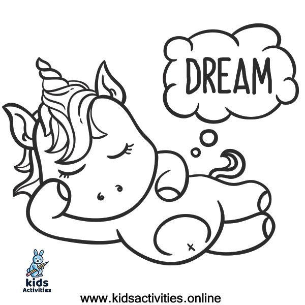 Coloring Pages For Kids Unicorn Cute Kids Activities Unicorn Coloring Pages Coloring Pages For Kids Coloring Pages