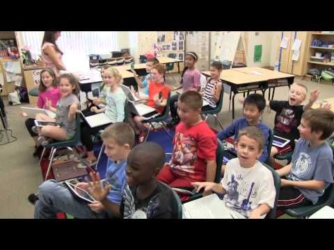 Oakstead Elementary teacher Tavia Wright demonstrates how she uses technology to enhance the learning of her students. Edmodo and Socrative are featured.