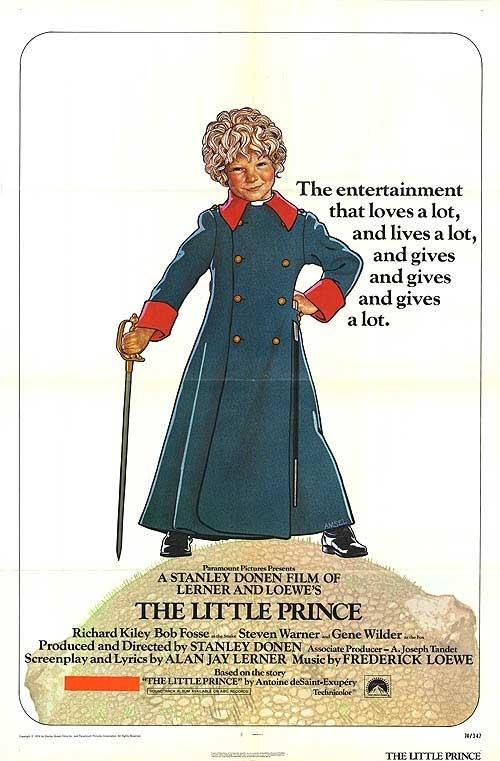 O Pequeno Príncipe (The Little Prince), 1974.