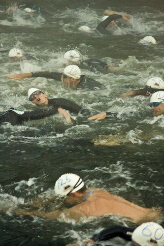 Open Water Swimming: Henley Mile