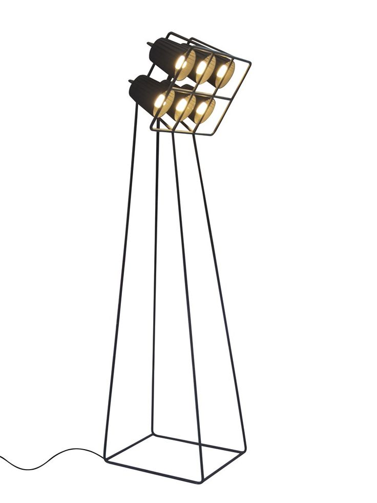 MULTILAMP Lampada da terra by Seletti design Emanuele Magini