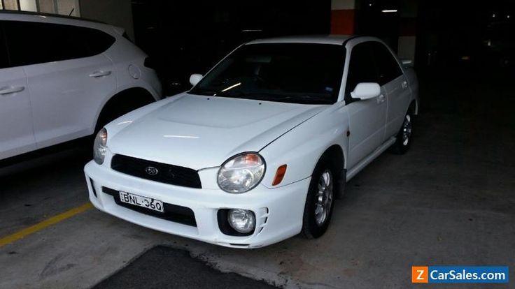 Subaru Impreza RX #subaru #forsale #australia