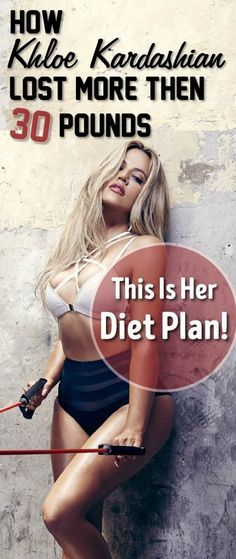 How Khloe Kardashian