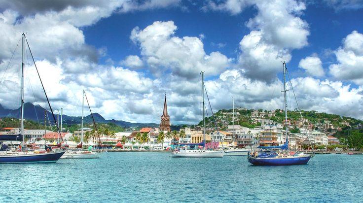 Fort de France - Martinique HDR von best-hdr.com