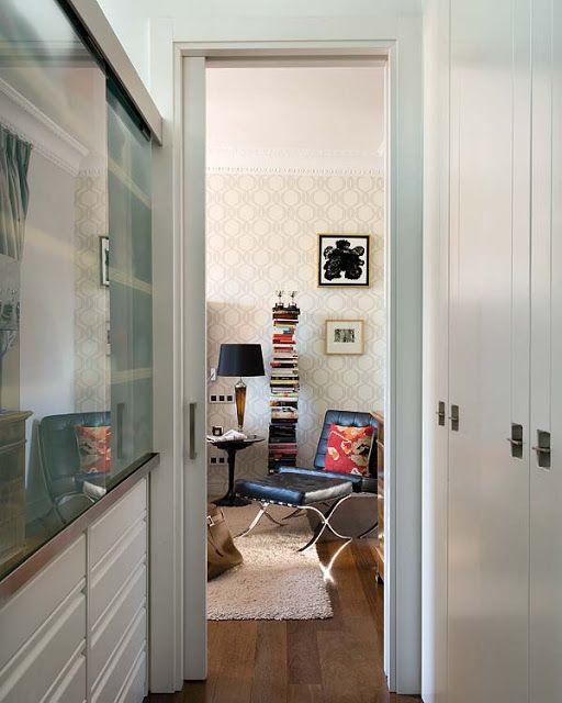 Lo viejo y lo nuevo, lo moderno y lo clásico en un piso en Madrid | Etxekodeco