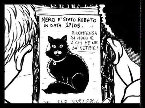 Booktrailer Nero di Angela di Bartolo - Runa Editrice - by Gianmaria Boz...