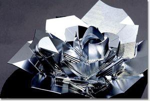 アルミ加工 精密機械加工部品  三次元形状機械加工 難切削機械加工 5-axis Rose