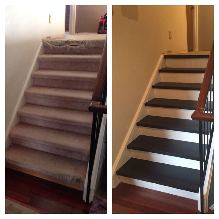 Best Cheap Trick For Getting Rid Of Old Carpet On Stairs 400 x 300