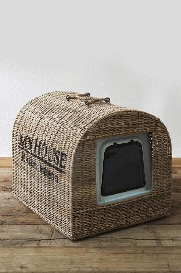 Rustic Rattan My house