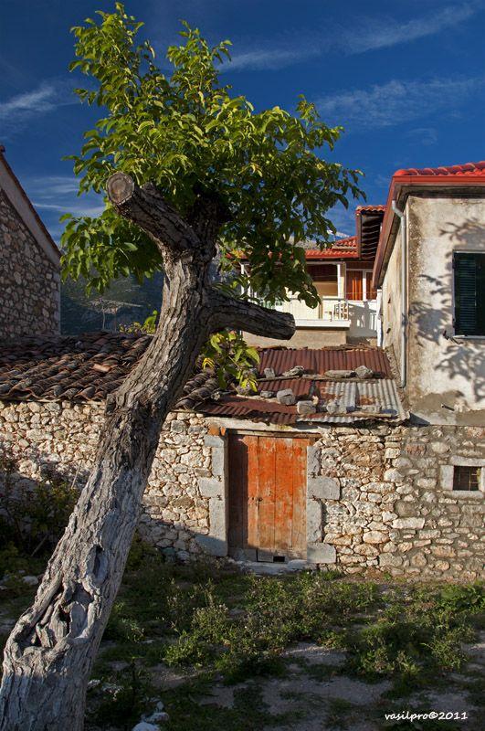 Kandila, Arkadia, Peloponnesos, Greece