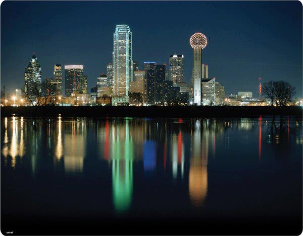 night time skyline dallas texas usa skylines pinterest texas usa dallas and texas. Black Bedroom Furniture Sets. Home Design Ideas
