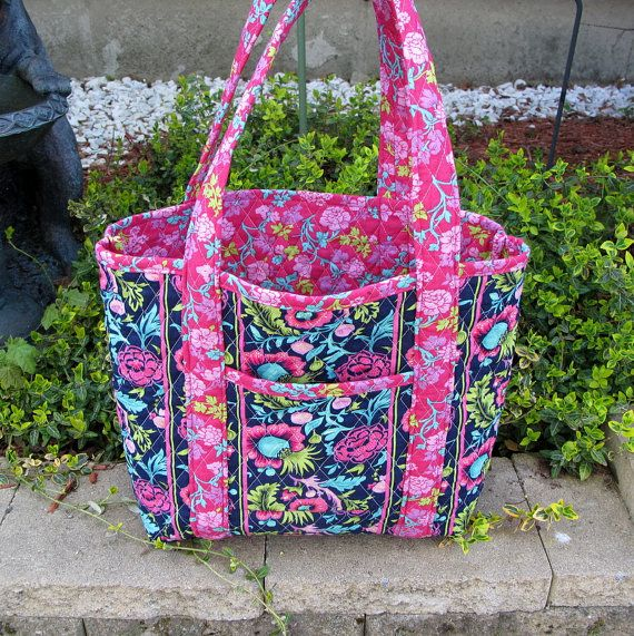 39 best images about Quilted tote bags on Pinterest